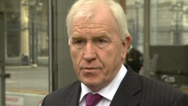 Jimmy Deenihan - Dáil statements 'will be difficult'