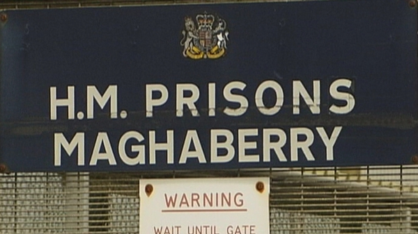 Maghaberry Prison - Brendan Lillis transferred to hospital