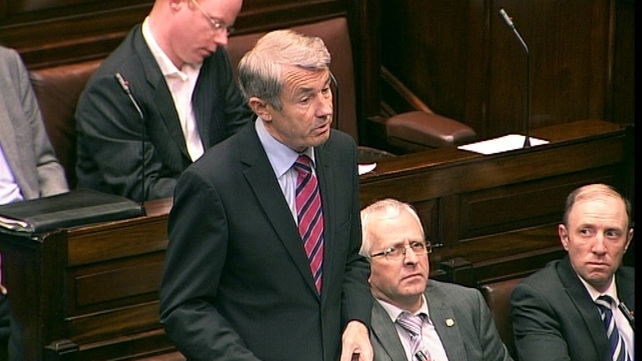 Michael Lowry - Dáil debate on Moriarty Report