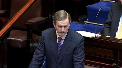 Enda Kenny - Legislation may be required