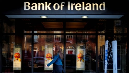 Bank of Ireland results - Half-yearly losses narrow
