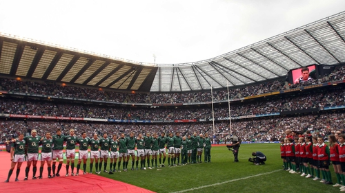 Twickenham will host the 2015 Rugby World Cup final