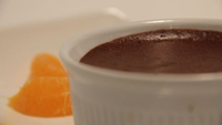 Deeply Bitter Chocolate Mousse - You can't go wrong with chocolate!