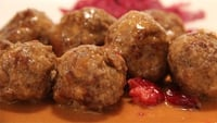 Swedish Meatballs - A great family dinner!