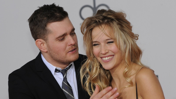 Bublé eager to start a family
