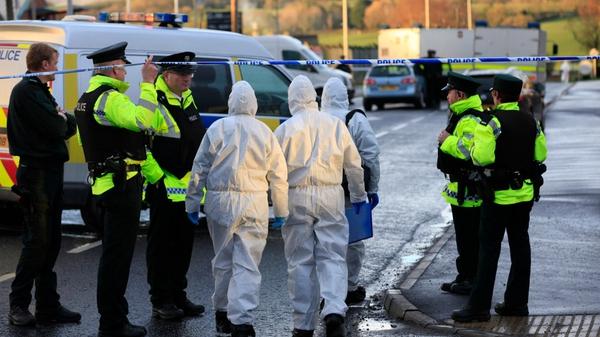 Omagh - Ronan Kerr killed by bomb on Saturday