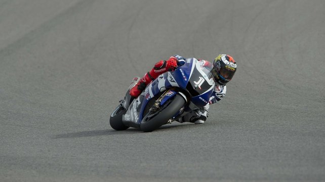Jorge Lorenzo is now 25 points ahead of defending champion Casey Stoner in the MotoGP standings