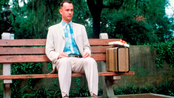 Tom Hanks as Forrest Gump