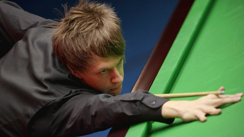 Judd Trump - Clinched a quarter-final spot with victory over Gould