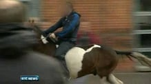 Six One News: Three arrests at Smithfield Horse Fair