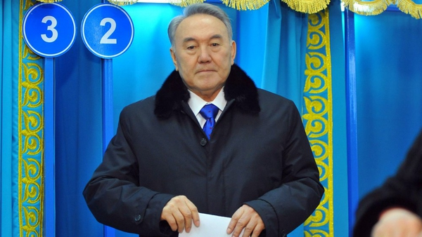 Nursulatn Nazarbayev has launched an investigation
