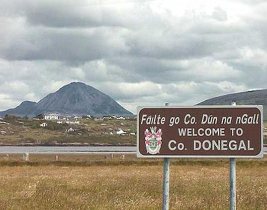Breandán Ó Beirne, Comhairleoir Contae , Dún na nGall.