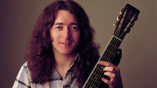 Rory Gallagher- birthday boy...