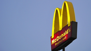 McDonald's said it did not intend to insensitively reference any historical event