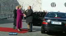 Six One News: President welcomes Prince Albert of Monaco