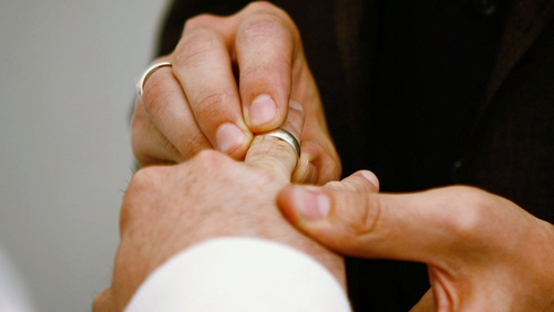 Same sex civil partnership - Law enacted on 1 January