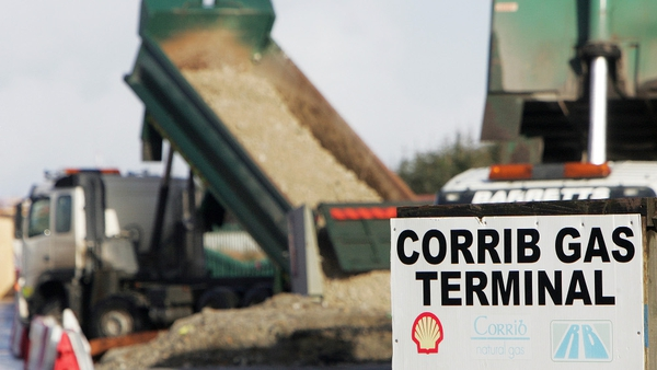 There were challenges to decisions of ministers on Corrib pipeline