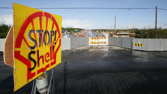 GSOC have found no evidence that Shell E&P Ireland supplied alcohol to Garda stations in Co Mayo