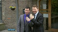 Six One News: First public same-sex civil partnership occurs