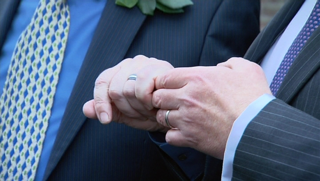There were 429 civil partnerships in 2012 with 263 involving men