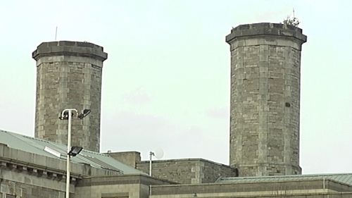 Judge Michael Reilly said the Separation Unit at Mountjoy Prison was filled with tension