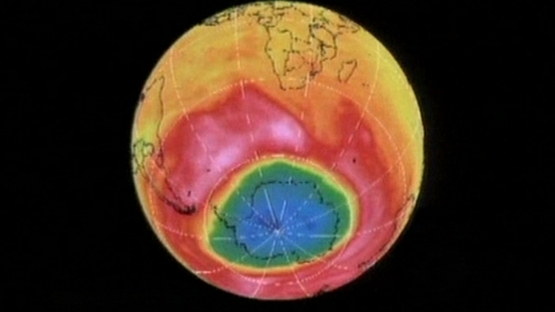 Ozone layer hole will 'totally heal within 50 years'