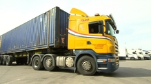 Drivers of heavy goods vehicles are set to see the biggest benefit from the motor tax changes
