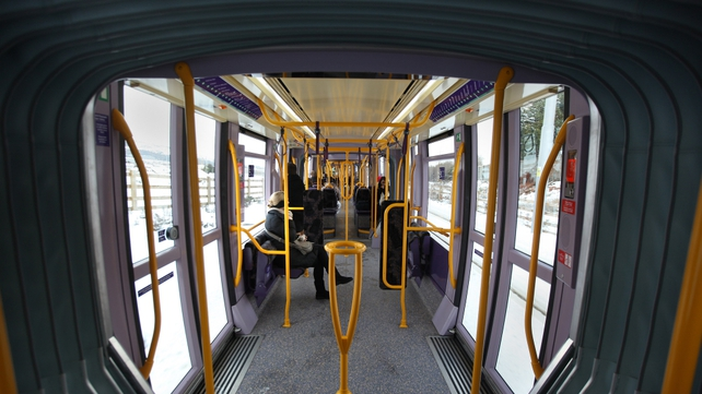 Luas Dublin link gets the green light