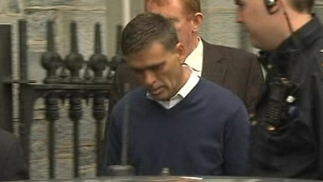 Colm Deely was sentenced for the murder of Deirdre McCarthy