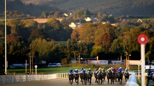 Action at Dundalk gets under way at 6.50