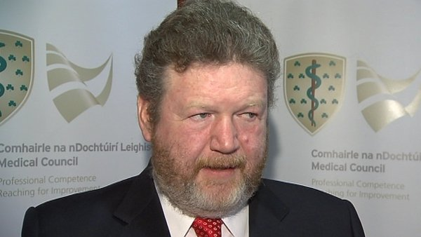 James Reilly - Hopes review will address his concerns
