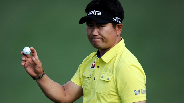 YE Yang - the South Korean is among the players fighting for the lead