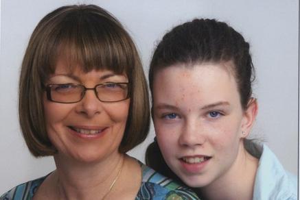 Anne and Marita