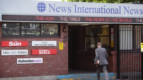 News International - Group will pay compensation in some cases