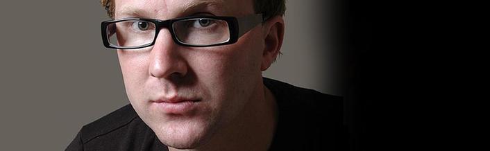 Comedian Jason Byrne