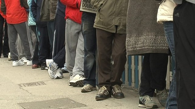 Eurostat figures show 31% of Ireland's under-25s are unemployed