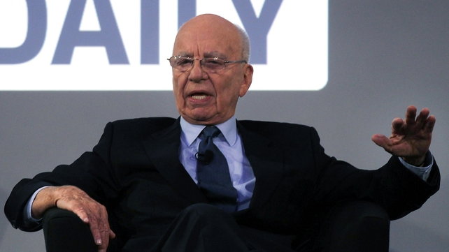 Rupert Murdoch - Compenation bill could run into the millions