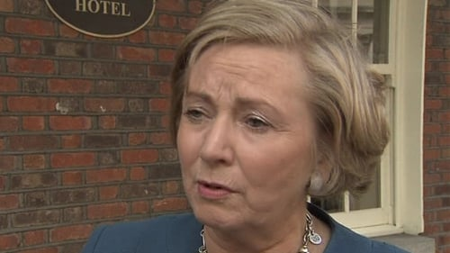 Frances Fitzgerald said game a lethal combination of peer pressure and excessive drinking