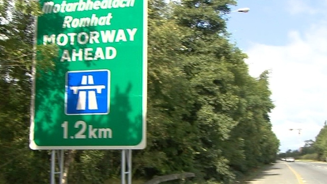 Motorway - Almost 100 people killed or seriously injured in five years