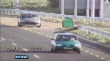 Nine News: Warning over dangers of motorways