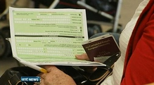 Nine News: Pensioners to pay for passports