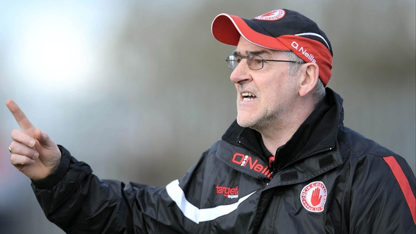 Mickey Harte has given four players NFL debuts