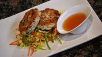 Asian Fishcakes - Martin Shanahan creates these delicious fishcakes.