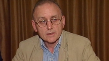 Denis Donaldson was shot dead at an isolated cottage near Glenties in Co Donegal in April 2006