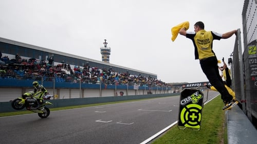 MotoGP is back at a South American venue for the first time since 1999