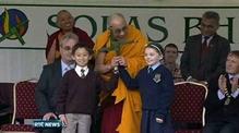 Six One News: Dalai Lama urges co-operation and self-confidence