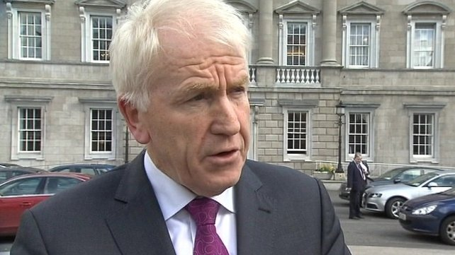 James Deenihan said he hoped an appropriate commemorative centre can be planned for 2016
