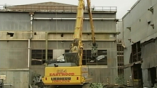 Haulbowline - Contaminated site in Co Cork