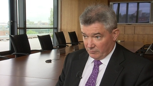 Bank of Ireland CEO Richie Boucher said last month that he will retire before the end of the year