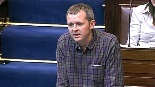 Richard Boyd Barrett said the Government was 'subverting the democratic process'
